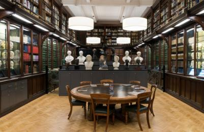 Scottish National Portrait Gallery - Level 1 (West Side) - Library & Print Room