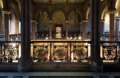 Scottish National Portrait Gallery - Level 1 - Ambulatory