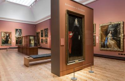 Scottish National Portrait Gallery - Level 2 (East Side) Room 1