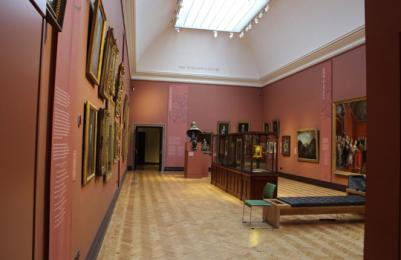 Scottish National Portrait Gallery - Level 2 (East Side) Room 4