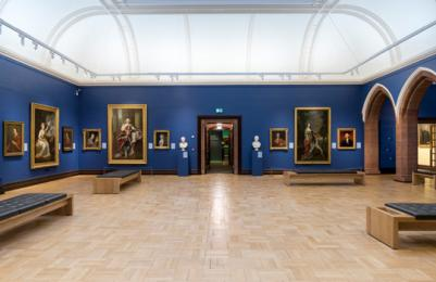 Scottish National Portrait Gallery - Level 2 (East Side) Rooms 5 and 6