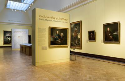 Scottish National Portrait Gallery -Level 2 (West Side) - Room 7