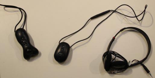 Modern One - Portable hearing loops available at all public talks and lectures and for booked, guided group tours