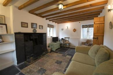 Smithy Cottage Living Room