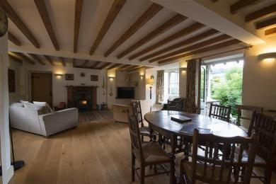 Smithy Cottage Lounge