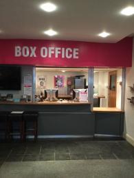 Spa Centre Box Office