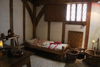 Steward's Room.