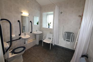 Swallow Cottage - Wet room