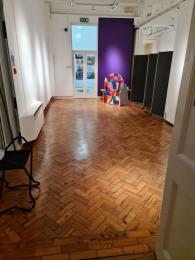 Temporary exhibition space