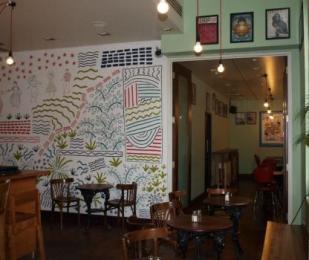 Terrace Bar (interior)