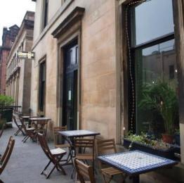 Terrace Bar exterior