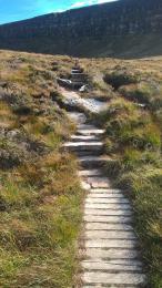 The Dwarfie Stone Footpath