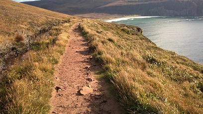 The Old Man of Hoy Footpath