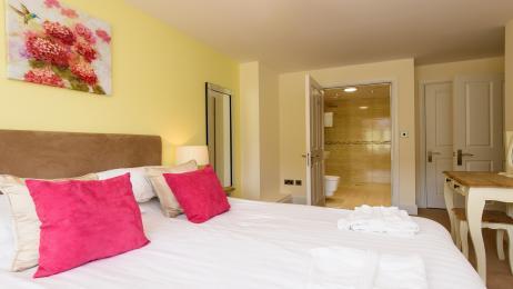 En- Suite From Master Bedroom