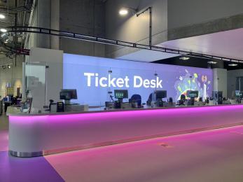 GSC ticket desk