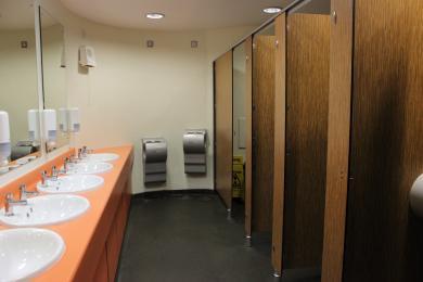 Cafe Graze toilets