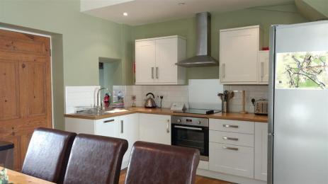 Vine Tree Cottage Kitchen