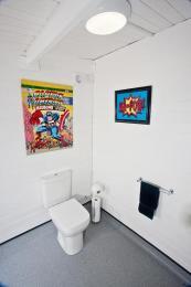 Male Wet Room