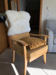 Willow High Back Chair