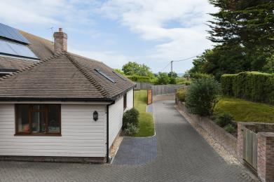 Luxury self catering cottage in Milford
