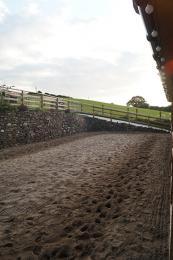 Sand Donkey Riding Area
