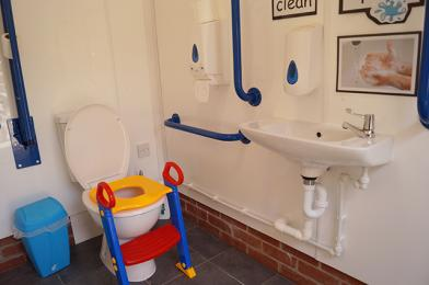 Ambulant Toilet
