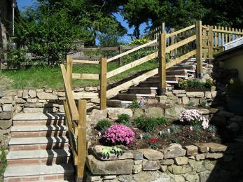 Access to Additional Gardens