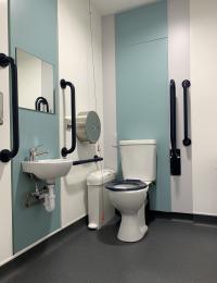 Floor 2 Accessible toilet
