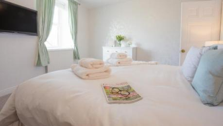 Ambler's Retreat Master Bedroom