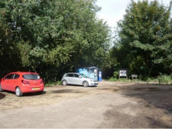 car park access spaces