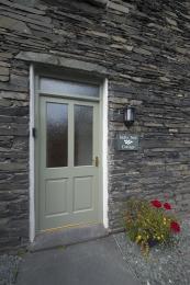 Front door alternative entrance from road side