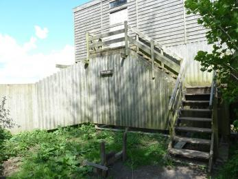 Fen trail- Tower Hide access