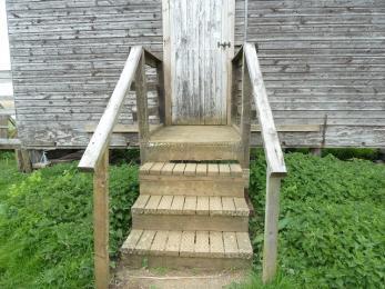 Fen trail- Fen Hide access