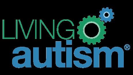 Living Autism logo.