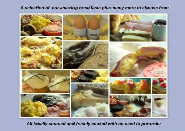 Example breakfast items 2