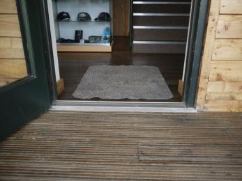 front door threshold