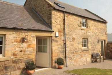 Grange House Front Entrance