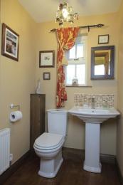 ground floor WC cloakroom