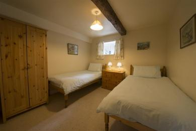Hollin Bank Barn Ground Floor Bedroom