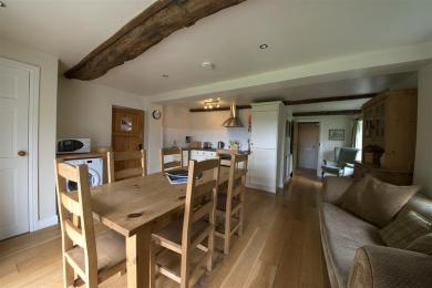 Hollin Bank Barn Kitchen / Dining Room