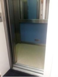 Internal of lift to access Cinema 1