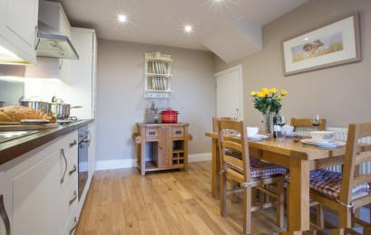 Nursery Cottage Kitchen
