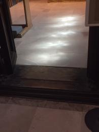Image showing one step leading to the Lady Chapel
