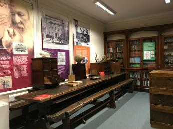 Photo of Athenaeum Library