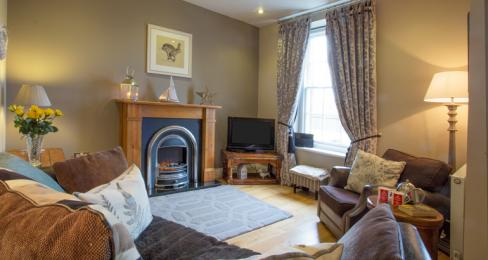 Nursery Cottage Lounge