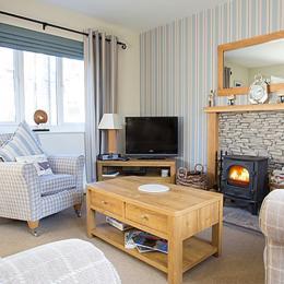 Mariner's Cottage Lounge