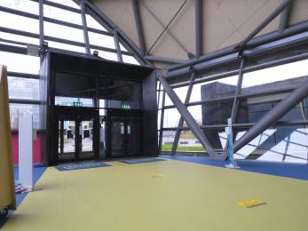 Entrance - Atrium