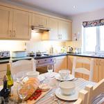 Mariners Cottage Kitchen