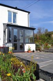 Mole's Cottage Main Entrance