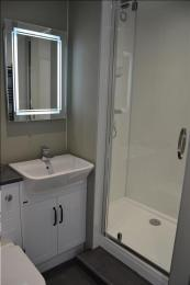 Mole's Cottage Shower Room